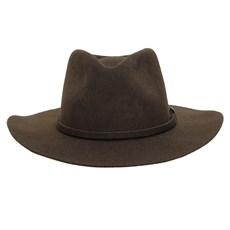 Chapéu de Feltro Social Marrom Texas Diamond 26297
