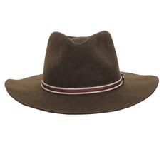 Chapéu de Feltro Social Marrom Texas Diamond 26300