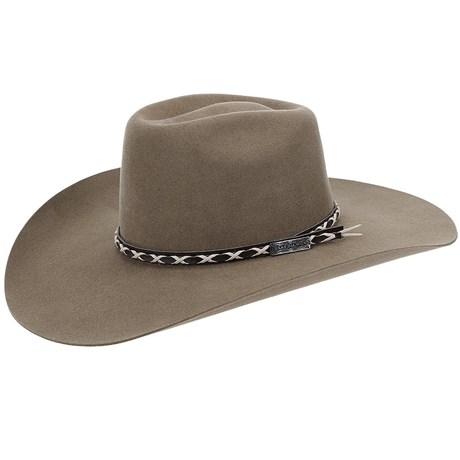 Chapéu de Feltro Texas Diamond Castor 21002