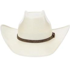 Chapéu de Palha 20X Copa Quadrada Texas Diamond 20867