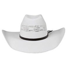 Chapéu de Palha Bangora Branco 15X Marcatto 24308