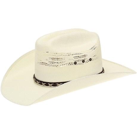 Chapéu de Palha Bangora Texas Diamond 20824
