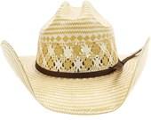 Chapéu de Palha Infantil 10X Bicolor - Eldorado Company 18295