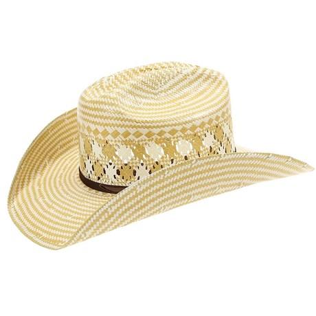 Chapéu de Palha Infantil 10X Bicolor - Eldorado Company 18295 ... e71de4a15e2