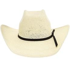 ... Chapéu de Palha Infantil Eldorado Company Copa Quadrada 20766 9166dc23a63