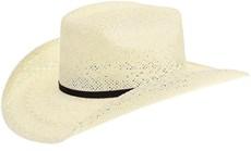 Chapéu de Palha Infantil Eldorado Company Copa Quadrada 20766