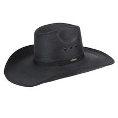 Chapéu de Palha Marcatto 15x Preto Aba Larga 24300