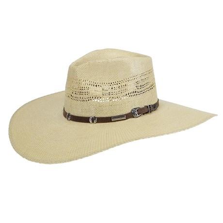 981f33edd8e76 Chapéu de Palha Marcatto Muladeiro 15X Natural 23230 - Rodeo West