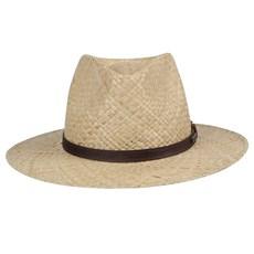 Chapéu de Palha Natural Outback Ráfia Marcatto 24291