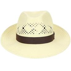 01b4695c2db09 ... Chapéu de Palha Safari Shantung Amarelo - Mundial 19030