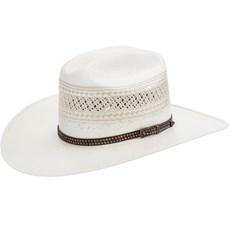 Chapéu de Palha Shantung 20X Rendado Texas Diamond 21427