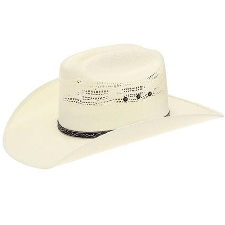 Chapéu de Palha Texas Diamond Bangora 20821