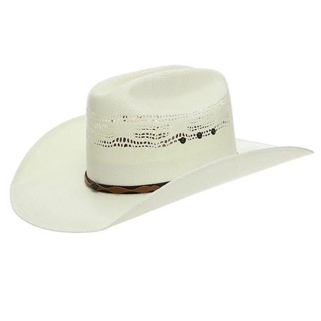 Chapéu de Palha Texas Diamond Bangora 24362