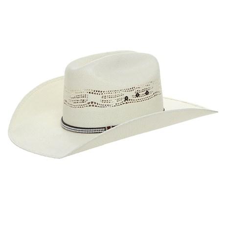 Chapéu de Palha Texas Diamond Bangora 24363
