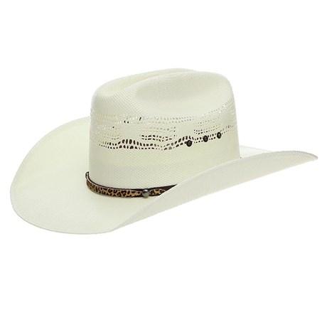 Chapéu de Palha Texas Diamond Bangora 24508