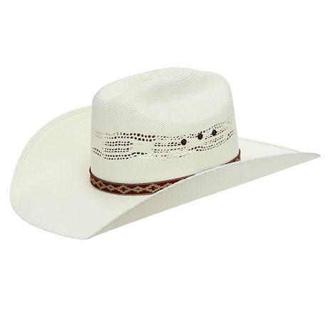 Chapéu de Palha Texas Diamond  Bangora 26301