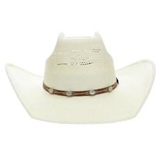 Chapéu de Palha Texas Diamond Copa Quadrada 24367