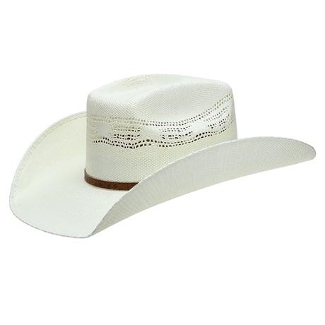 Chapéu de Palha Texas Diamond Copa Quadrada 25016
