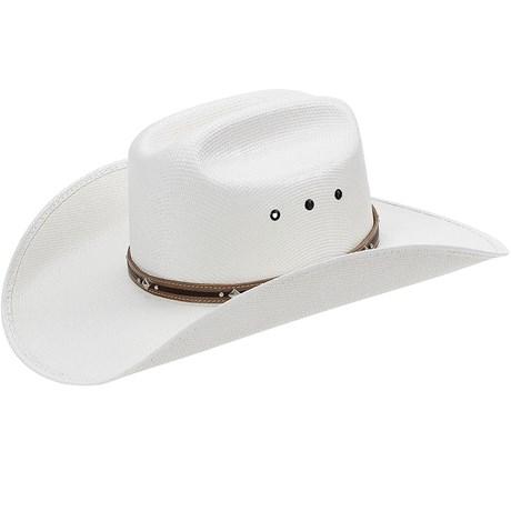 Chapéu Estilo Country Com Bandinha de Couro Texas Diamond 21103