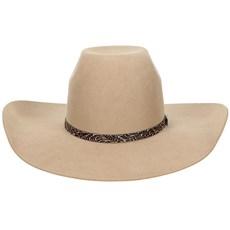 Chapéu Feltro Bege Texas Diamond 20774