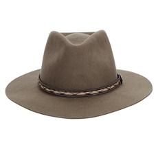Chapéu Marrom de Feltro Social Texas Diamond 23029