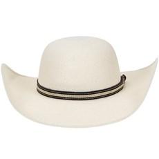 Chapéu Pantaneiro Branco - Mundial 19011
