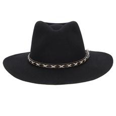 Chapéu Preto 3X Texas Diamond 22829