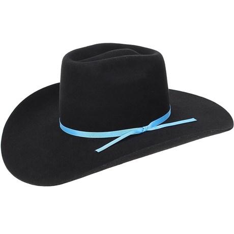 30afa8cfe7 Chapéu Preto Country Texas Diamond 20997 - Rodeo West