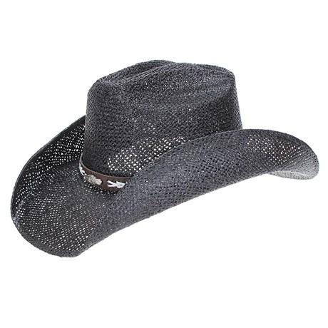 Chapéu Preto Country Texas Diamond 22797