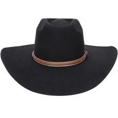 Chapéu Preto Texas Diamond 20986