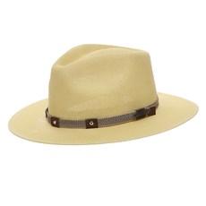 Chapéu Social Amarelo com Fita de Nylon e Couro Texas Diamond 26401