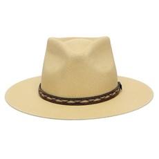 Chapéu Social Amarelo Com Fita Trançada Texas Diamond 25512