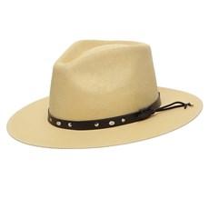 Chapéu Social Amarelo Texas Diamond 25509