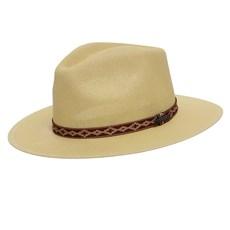 Chapéu Social Amarelo Texas Diamond 26306