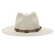 Chapéu Social Indiana com Fita de Nylon e Couro Texas Diamond 26400