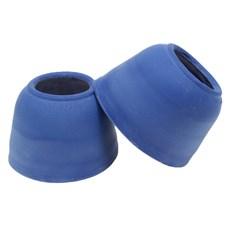 Cloche Azul de Borracha para Cavalo Horse Craft 27258