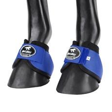 Cloche Boots Horse Azul Royal 25763