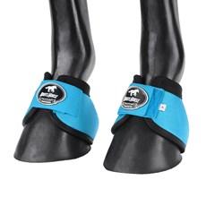 Cloche Boots Horse para Cavalo Color Azul Turquesa 25757