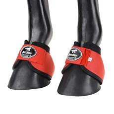 Cloche Boots Horse Vermelho 25759