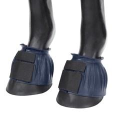 Cloche para Cavalo com Velcro Instep Azul Marinho 19937