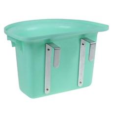 Cocho de Plástico Verde para Cavalo Instep 24104