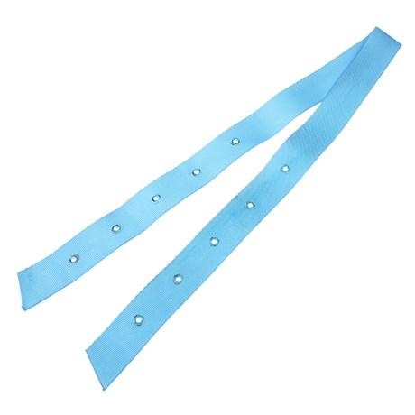 Contra Látego de Nylon Azul para Selas e Arreios M Reis 28628