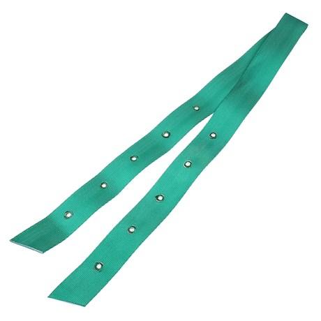 Contra Látego de Nylon Verde para Selas e Arreios M Reis 28630