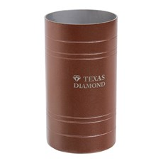 Copo para Tereré Aço Inox Rose Texas Diamond 29539