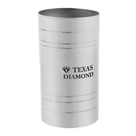 Copo para Tereré Aço Inox Texas Diamond 29535