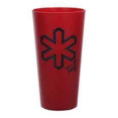 Copo Vermelho Plástico Eco Tuff 28821