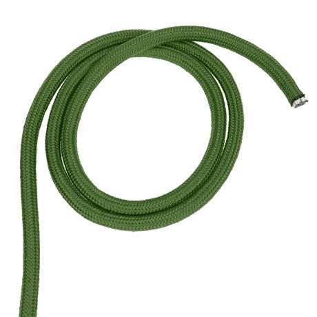 Corda Trançada 100% Polipropileno 16mm Verde - Rodeo West 17648