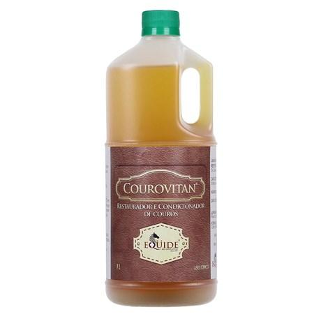Courovitan Restaurador e Condicionador de Couros 1L Equide 24102