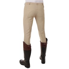 Culote Tuff Rider Unissex Bege - Country Low Rise 9854