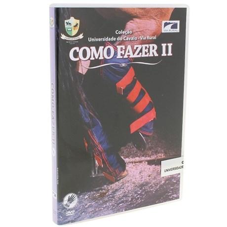 DVD Como Fazer II